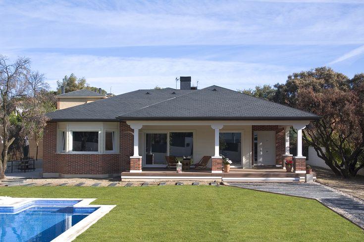 Casa de estilo canadiense