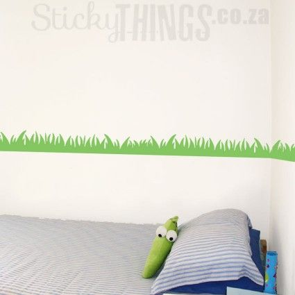 Grass_Wall_Decal