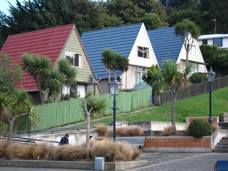 Port Chalmers NZ - cruise port