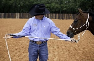 Teach Your Horse the Backing Basics with Top Horse Trainer Clinton Anderson