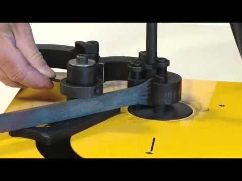 EISENKRAFT MT-BA basket twisting 12mm - YouTube