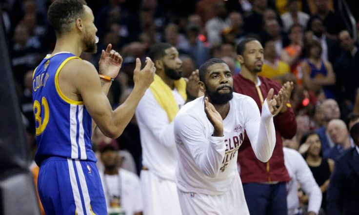 The NBA Podcast | Should the Cavaliers trade Kyrie Irving? = In this episode of The NBA Podcast, Morten Jensen, Sarah Cilea and Bryan Toporek discuss the latest surrounding Kyrie Irving, John Wall and more. With Irving reportedly wanting out of Cleveland, should the Cavaliers.....