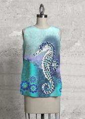 SEAHORSE PATCHWORK: What a beautiful product!