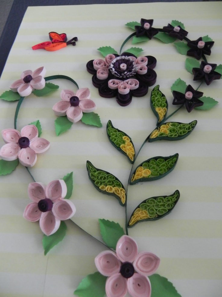 551 best images about quilling patterns on pinterest for Quilling patterns for beginners