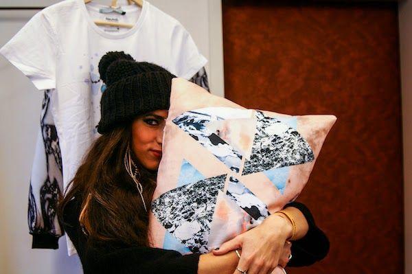 Dutch designer Joelle Boers