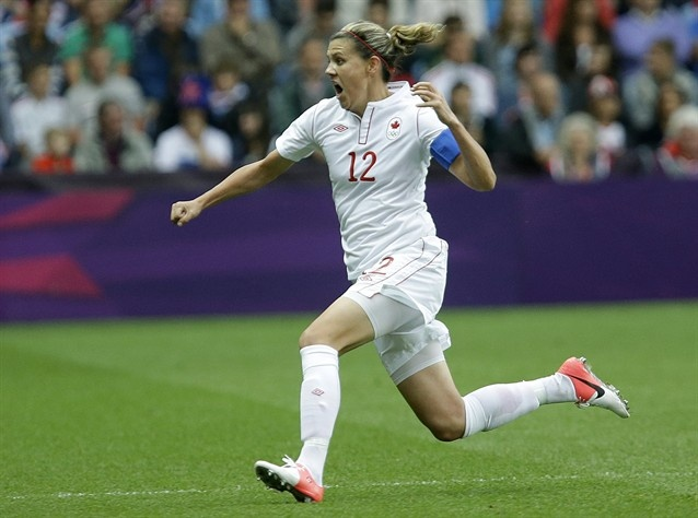 Great Britain vs Canada, Women's Quarterfinal - Soccer Slideshows | NBC Olympics