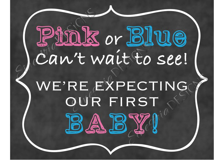 Excited to share the latest addition to my #etsy shop! Pink or Blue First Pregnancy Reveal Chalkboard Baby Announcement Photo Prop Sign - Instant Digital Download http://etsy.me/2Ejze2Q #pregnancy #pink #blue #photoprop #chalkboardsign #baby #announcement