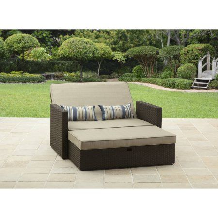 87 best patio furniture images on pinterest backyard for Better homes and gardens chaise lounge