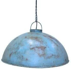 Fabrikslampa vintage - Turkos i gruppen Kök hos Reforma Sthlm  (M080005A)