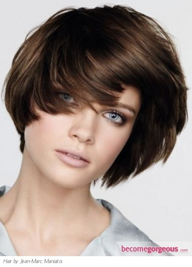 Thinking about getting my hair cut shorter... how short should I go...