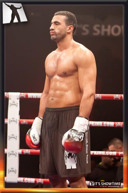 Badr Hari (Boxing)
