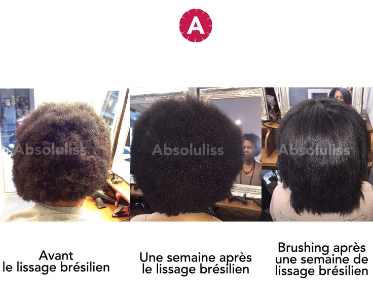Best AvantAprs Lissage Brsilien Absoluliss Images On