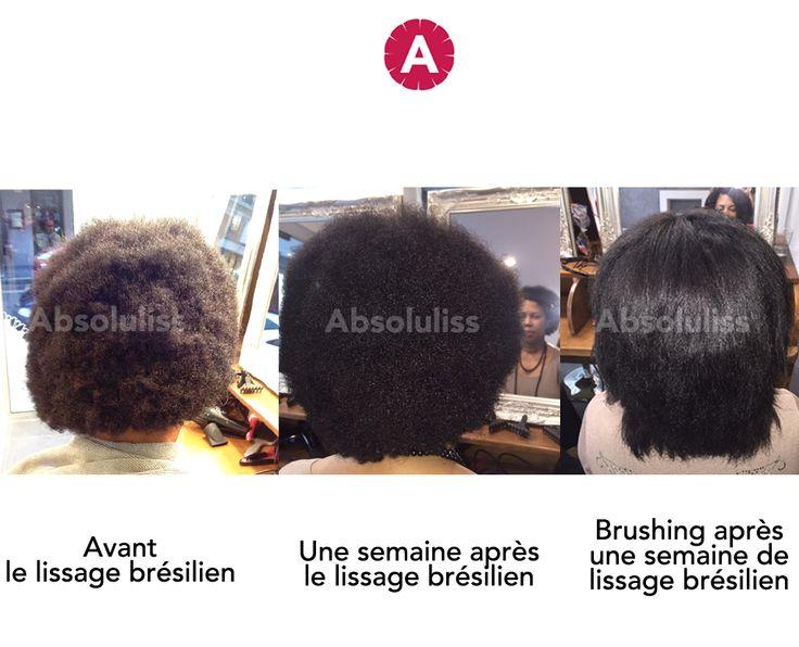 Peggy est revenue nous voir à l'atelier parisien une semaine après l'application de son lissage brésilien. Ses cheveux sont maintenant doux et bien disciplinés ! Son temps de brushing a nettement diminué et ses cheveux sont d'une brillance extrême #ONJML  #lissagebresilien #cheveuxlisses #paris #atelier #tendance #cheveuxmagnifiques #cheveuxbrillants #avantapres #keratine #hair #coiffure #cheveuxnaturels  #hairstyle  #beforeandafter #nappy