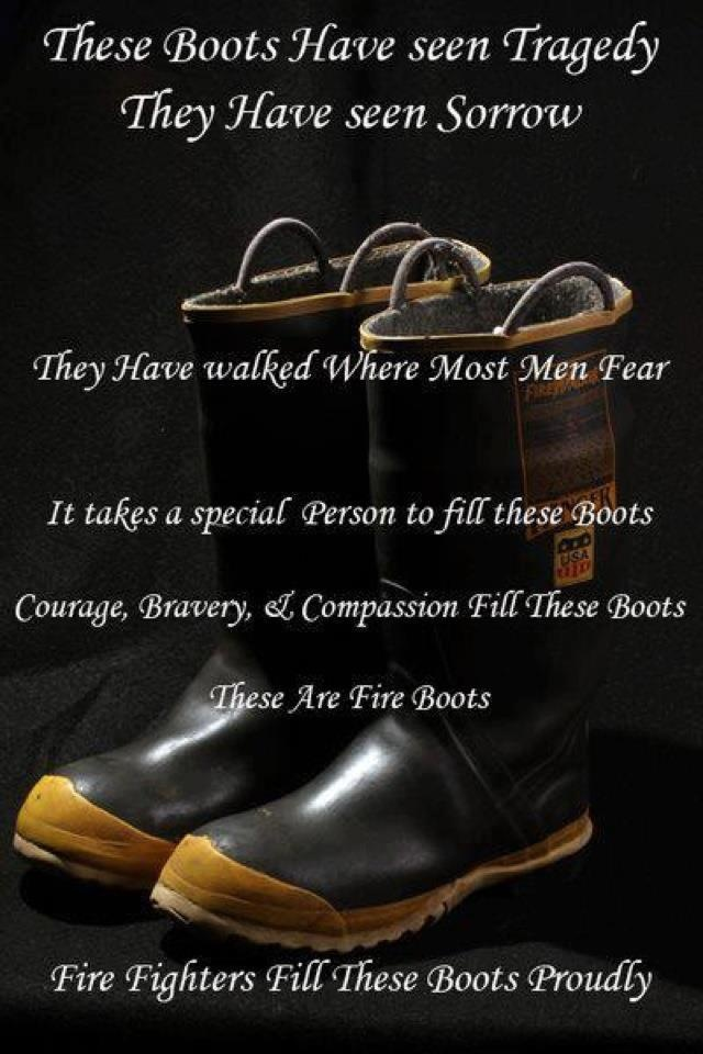Remember the firefighters we have lost this weekend. God be with their family, friends, and communities.