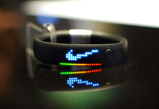 Nike Fuel Band review...looks pretty slick. Keep track of your entire days calories burned. $149