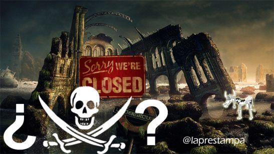 Sobre piratería y los verdaderos 'piratas' y 'villanos'...
