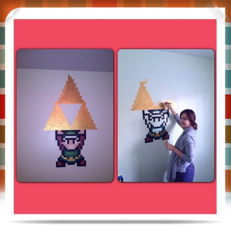 7 Best Zelda Bedroom Images On Pinterest