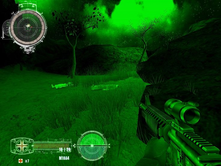 Marine Sharpshooter 4 Locked and Loaded Game Screenshots