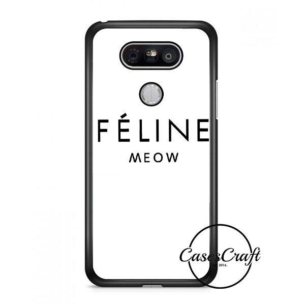 Feline Meow Lg G6 Case | casescraft
