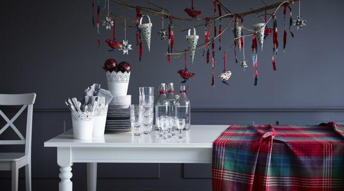 Γιορτινό τραπέζι: το τέλειο πεδίο για να δείξουμε τις ικανότητές μας στη διακόσμηση!