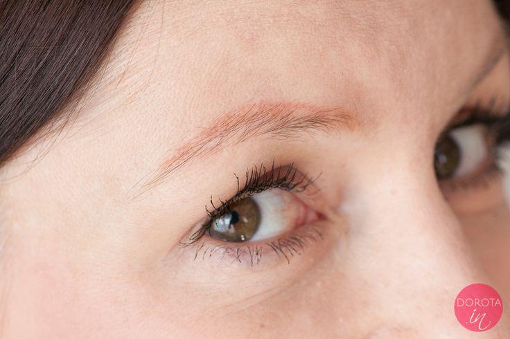 Makijaż permanentny brwi - jak wygląda zabieg, jak wypłukuje się barwnik i dlaczego nie chcę tego nigdy powtórzyć.  http://dorota.in/makijaz-permanentny-brwi-nigdy-wiecej-czyli-wrazenia-6-latach/  #uroda #beauty #makeup #makijaz