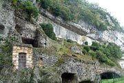 visit La-Roque-Saint-Christophe, France