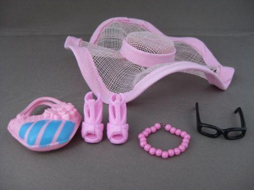 Accessoires set Pink. Te koop via Marktplaats bij de advertenties van Nala  fashion. For