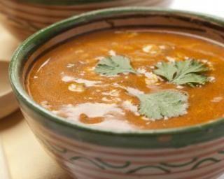 Harira ou soupe marocaine traditionnelle du Ramadan : http://www.fourchette-et-bikini.fr/recettes/recettes-minceur/harira-ou-soupe-marocaine-traditionnelle-du-ramadan.html