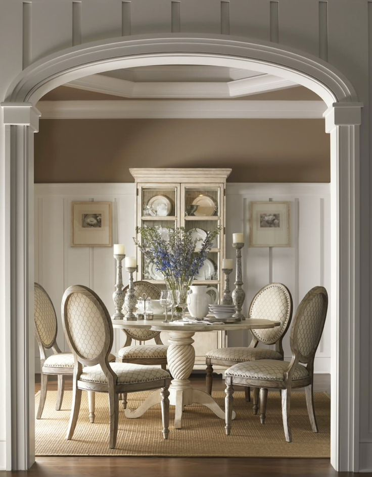 French Country Breakfast Nook Pinterest