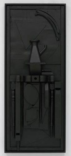 Louise Nevelson, Untitled 01635, Timothy Yarger Fine Art