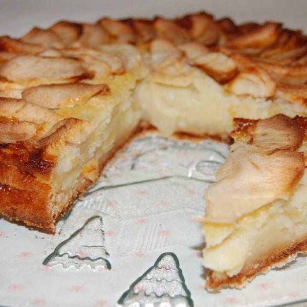 Cómo hacer tarta de manzana sin gluten