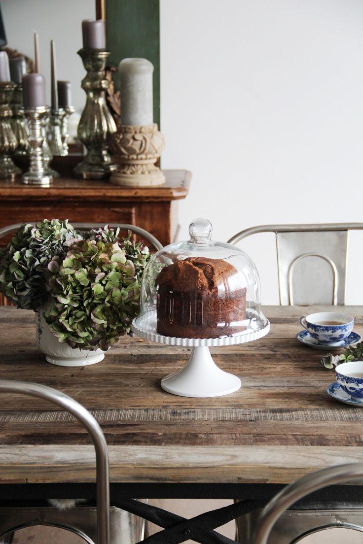 Vanilla Dream Cake | fork and flower