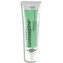 Calmoseptine. The best stuff ever, it basically cured Dean's granulation tissue.