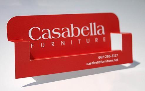 Tendencias para el diseño de tarjetas de visita creativas-tienda-muebles-originales