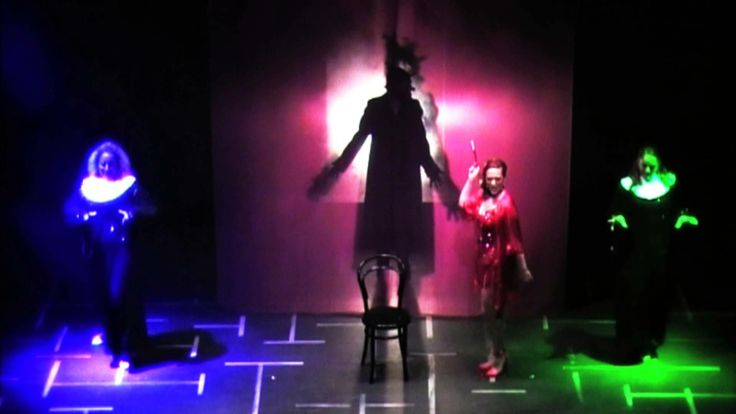 """Paul Boyd's """"Hunchback The Musical"""" - Come Hang With Me (Live))_ artily performance by Roxanne Saili"""