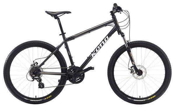 Kona Lanai Hardtail Mountain Bike 2012 from the Kona Mountain Bike - Front…