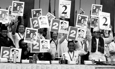 Jokowi: 2 Simbol Keseimbangan