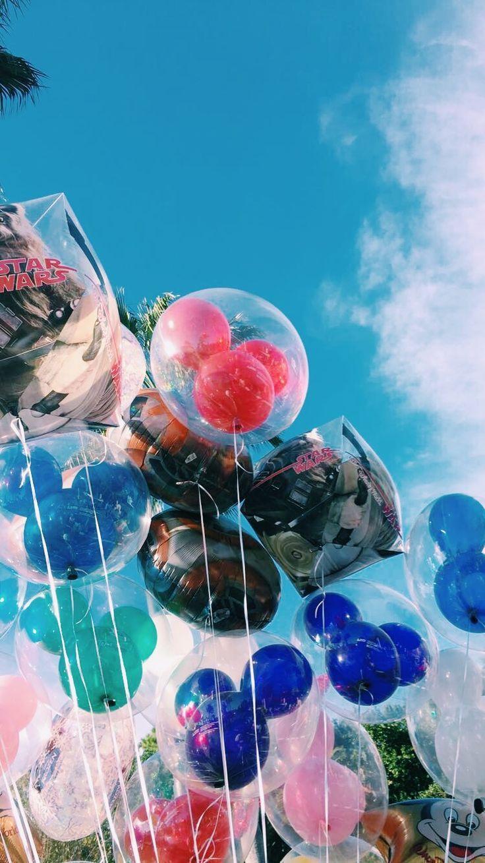 Mickey Mouse Luftballons #disneyparks #disneyworld #disneyland #disneyvacation #dis
