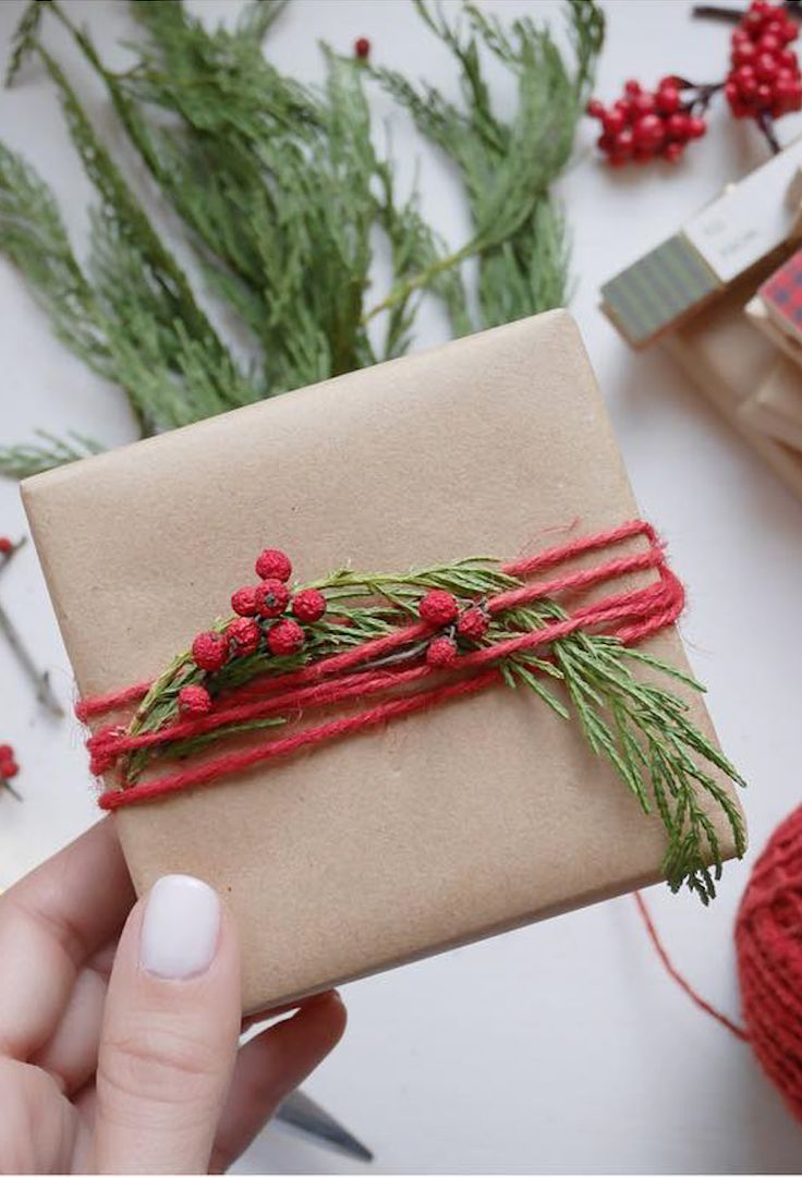 Cheap homemade Christmas gifts packaging
