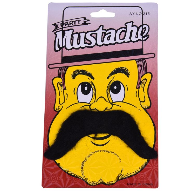 Product description Party Butiko presents fake moustache and Beard for theme parties and birthday parties and many other celebration . Just keep the moustache and Bread at the right place and you will get a complete new look . Amazing practical gags and laugh. Try it for your birthday party , we are sure it will add a new charm in your birthday party this time