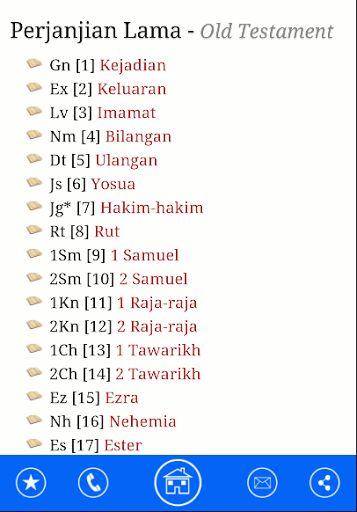 Download Alkitab Indonesia di handphone mu, agar Kamu dapat membaca firman Tuhan kapanpun dan dimanapun. Tuhan memberkati.  http://Mobogenie.com