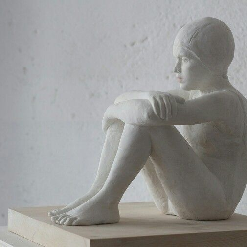 J.Isabelle Corniére, Silence, 2016 resin