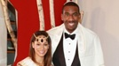 Basketball player Amare Stoudemire tied the knot with Alexis Welch on the rooftop of his Manhattan apartment on 12/12/12.    According to the groom's website, twelve guests were in attendance, including the couple's three children. They plan to have a bigger party in the coming months to celebrate.    Stoudemire wore a Calvin Klein tux, while his bride wore a custom-made dress.    He proposed in June in Paris with a ring designed by jeweler Shayan Afshar.