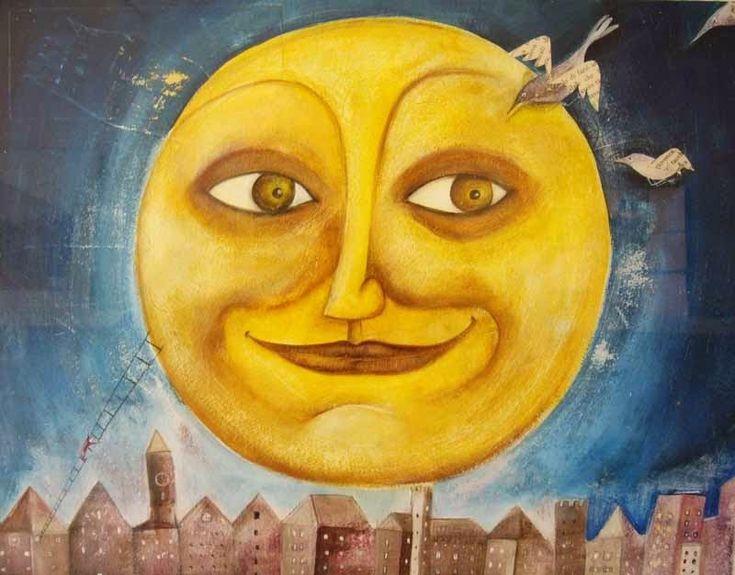 Good Morning Sunshine Russian : Best artist debbie lipman images on pinterest