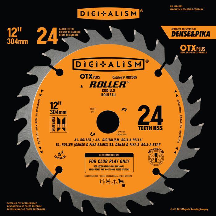 Digitalism - Roller EP