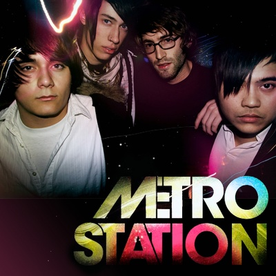 Metro Station- This band was over before it started.  They had a lot of good songs on their first album.  I can't imagine what their output would have been like if they hadn't disbanded. They put out a new album in 2014, a long wait for something that wasn't as good. [ I want to also say that in the world of J-Pop, I am very upset that Kusumi Koharu is no longer recording music]
