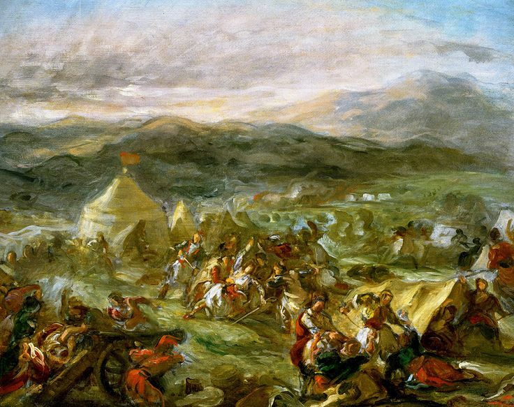 Botsari Ambush of Turks