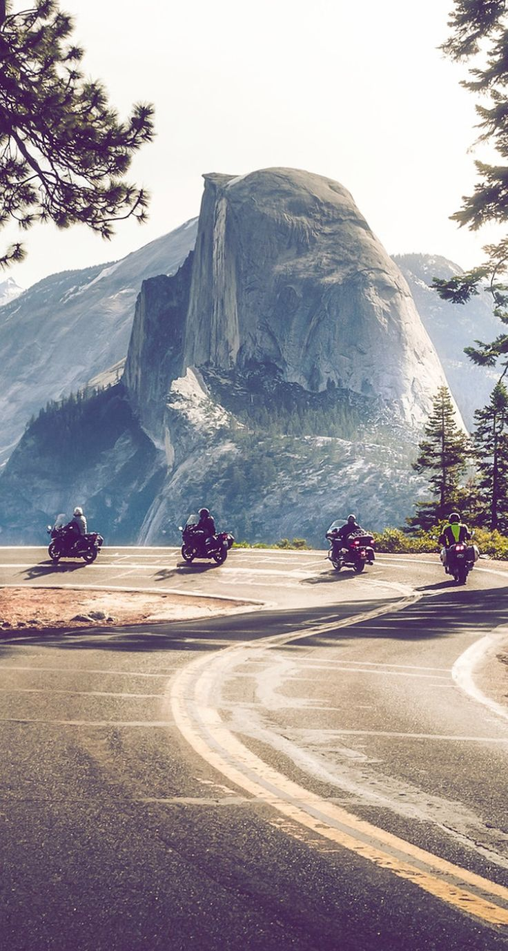 Yosemite Monument valley, Wallpaper, Iphone