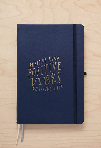 Eccolo Positive Mind Journal | LOVE21 - 1002247124
