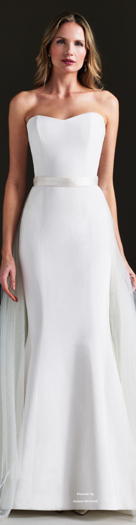 Caroline Castigliano Collection Spring 2017 Bridal